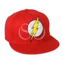 Flash Snapback, Gorro, Dc Comic