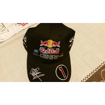 Jockey Red Bull Negro Formula 1