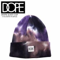 Beanie Dope Tied Dyed Original Stock Invierno 2016/ New Era