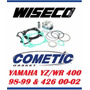 Pistón Kit Wiseco Yamaha Yz / Wr 400/426 98-02 * O F E R T A