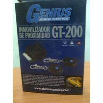 Inmovilizador De Proximidad Transceiver Gt-200 Genius
