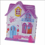 Castillo Casa Juguete Muñeca Barbie + Sonido+ Luces+ Accesor