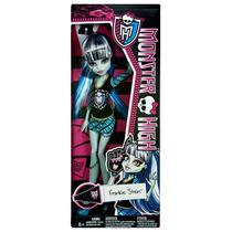 Muñecas Monster High Frankie Stein Originales Mattel