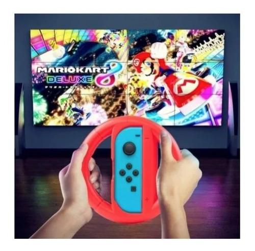 accesorios nintendo switch con juego