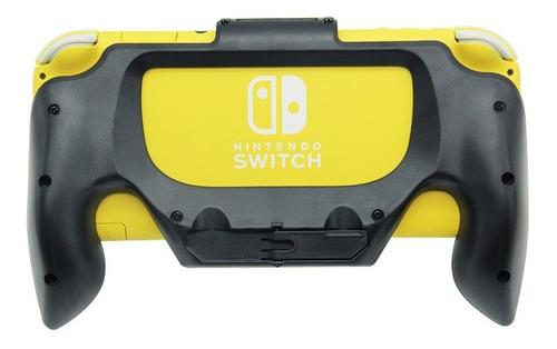 accesorios nintendo switch lite grip consola juegos