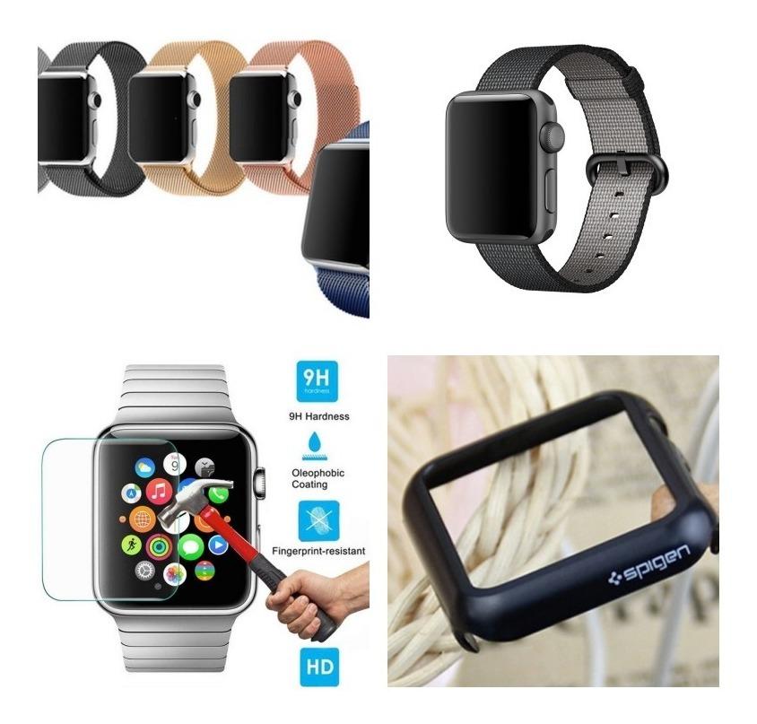 507af375f6f accesorios para apple watch serie 1,2 y 3, de 42mm/38mm. Cargando zoom.