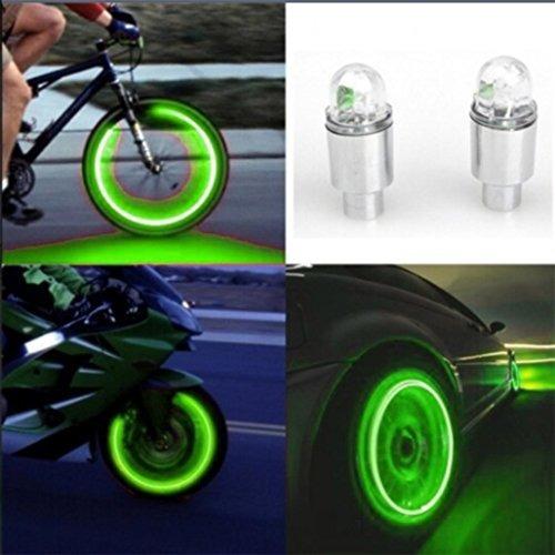 accesorios para automóviles suministros para bicicletas neon