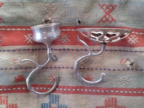 accesorios para baño antiguos