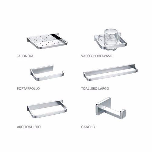 Accesorios para ba o marca briggs u s 260 00 en mercado for Marcas accesorios bano