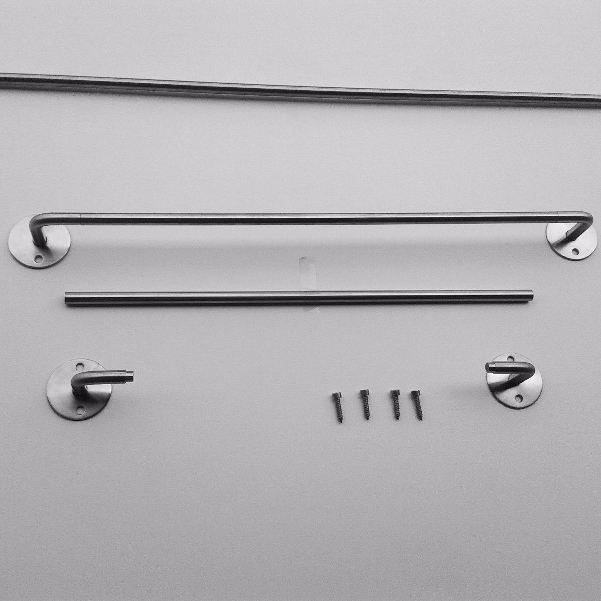 Accesorios para ba o porta toallas de acero inoxidable for Accesorios de bano precios