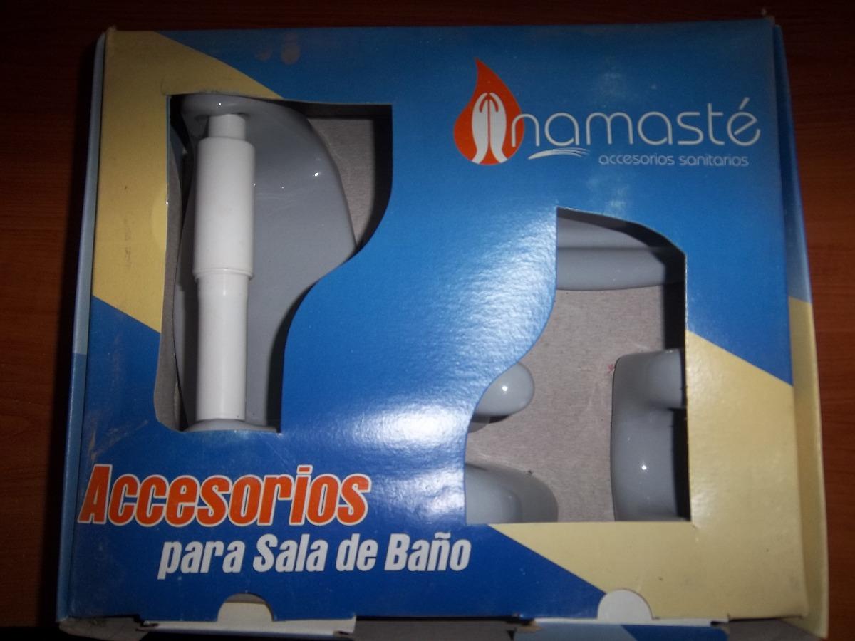 Accesorios Para Baños En Ceramica, Varios Colores!! - Bs. 2.800,00 ...