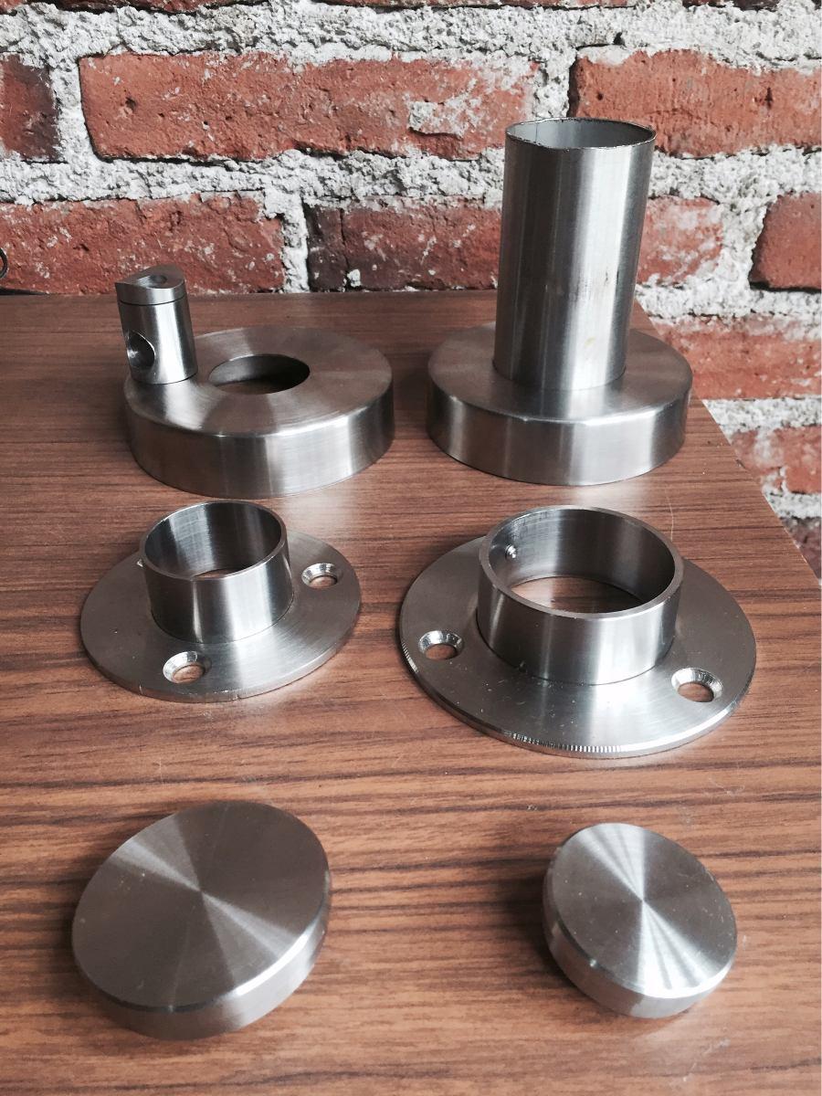 Accesorios para barandal de acero inoxidable en - Accesorios bano acero inoxidable ...