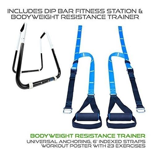 accesorios para barras paralelas y paquetes de productos de