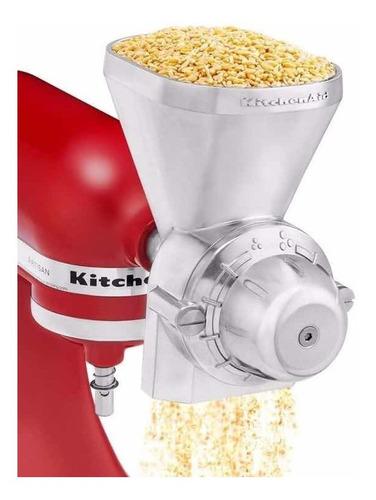 accesorios para batidora kitchenaid - molino para granos