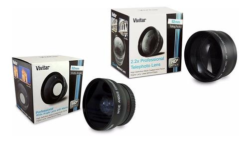 accesorios para cámara canon t3i t5i t6i 750d 760d 58mm