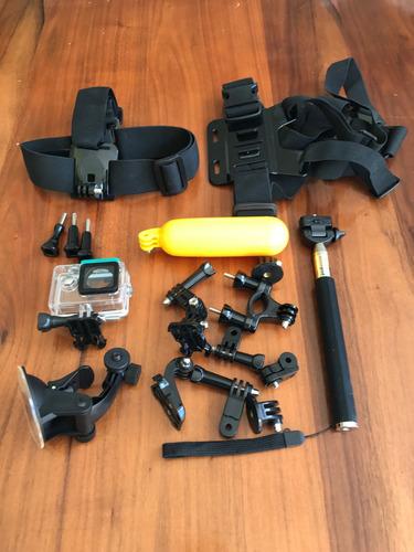 accesorios para cámara tipo go pro