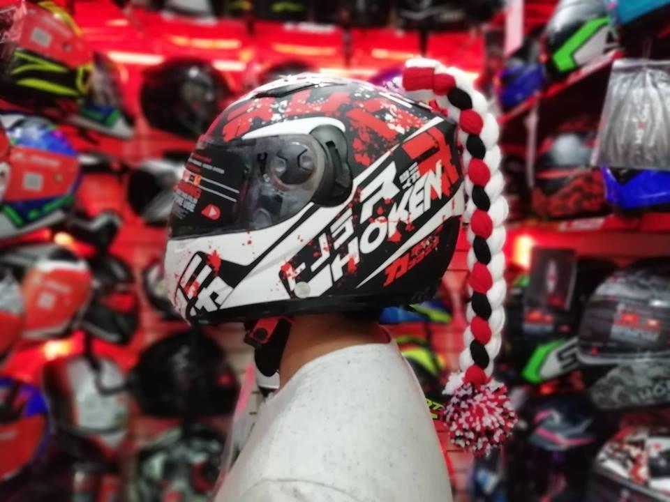 4e87784f722db accesorios para cascos moto de mujer y de hombre. Cargando zoom.