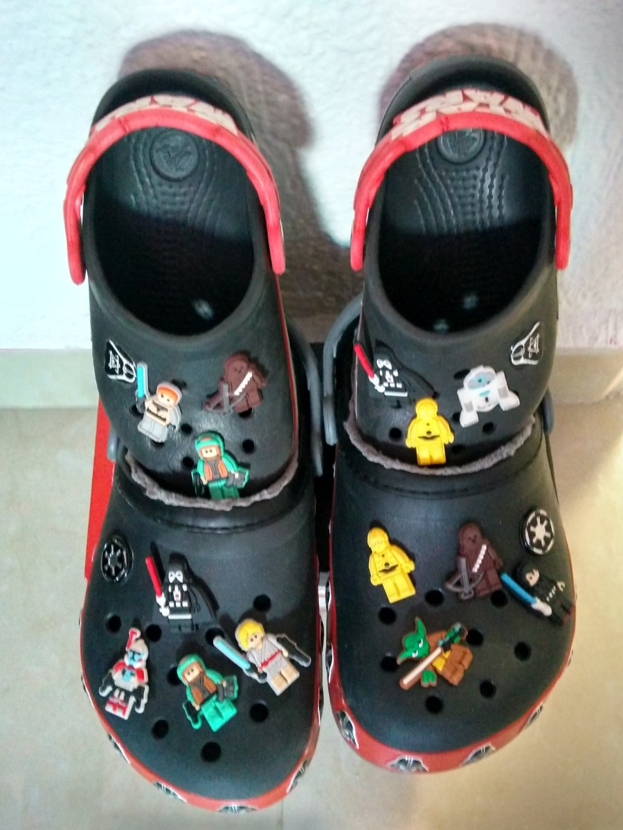 many styles ever popular wholesale outlet Accesorios Para Crocs De Star Wart