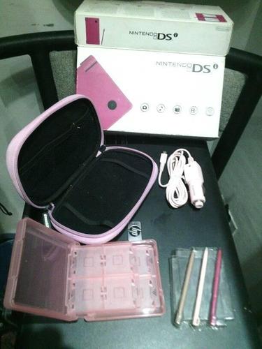 accesorios para ds 3ds xl y cargador p/ ds