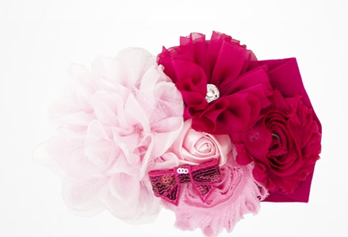 accesorios para el cabello para niñas tiaras y bandas