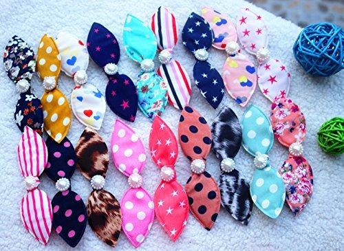 accesorios para el cabello,10pcs  pack mezclar colores p..
