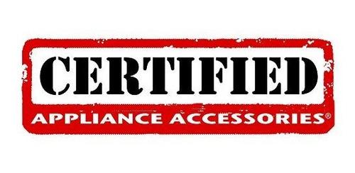 accesorios para electrodomesticos certificados conector de f