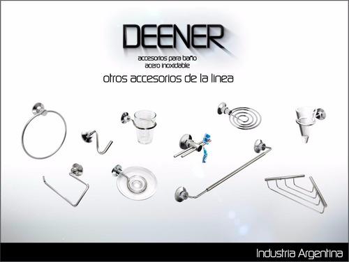 accesorios para griferia fabricados en acero inoxidable