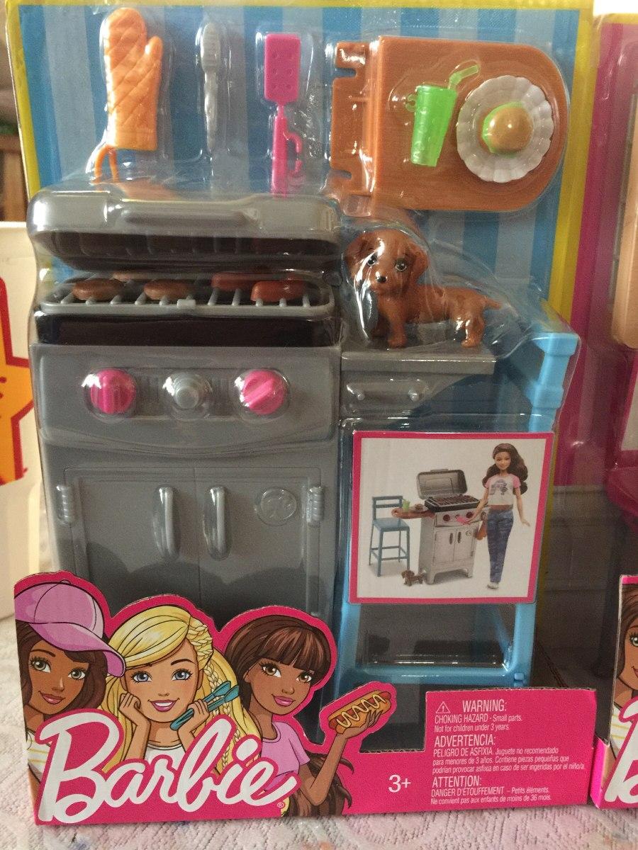 Accesorios para la casa de barbie env o inmediatamente en mercado libre - Accesorios para casa ...