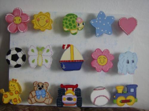 Accesorios para la decoracion de cuartos de bebes bs en mercado libre - Decoracion habitaciones bebes ...