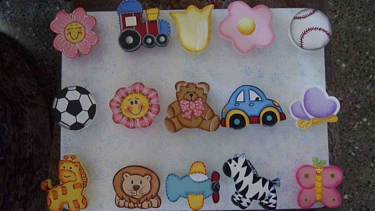 Accesorios para la decoracion de cuartos de bebes bs en mercado libre - Decoracion para habitaciones de bebes ...