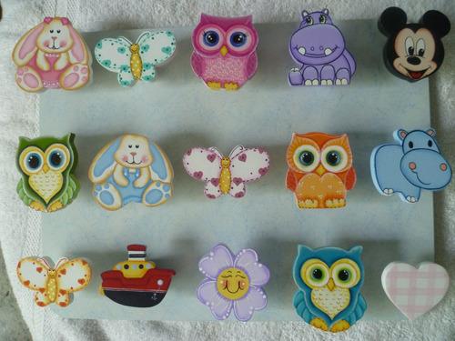accesorios para la decoracion de cuartos de bebes