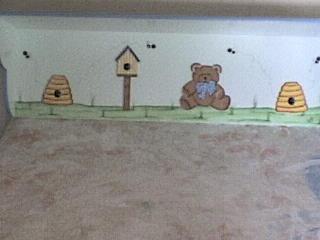accesorios para la decoracion de cuartos infantiles