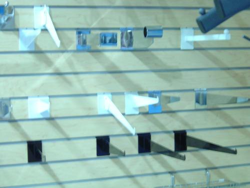 accesorios para laminas acanaladas(pie de amigos)y otros mas