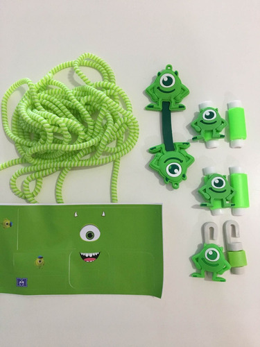 accesorios para los cables del cargador del celular