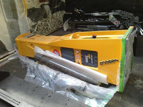 accesorios para minicargadoras y excavadoras!