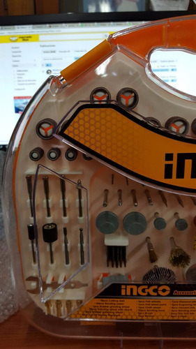 accesorios para motool.250 pcs marca ingco