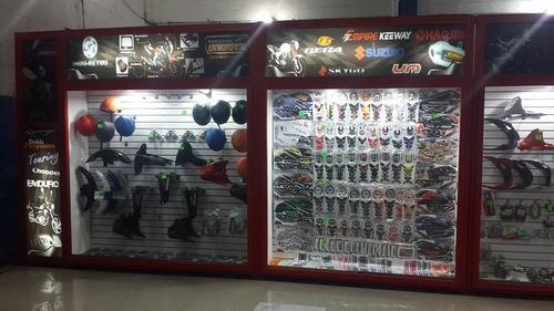 accesorios para motos y motorizados