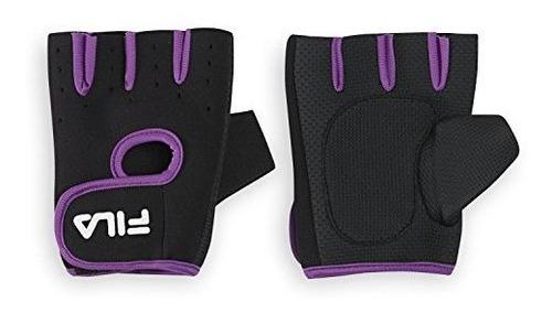 accesorios para mujer guantes de fitness fila, medio / grand