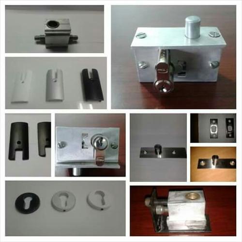 Accesorios para puertas de ba o y vidrio templado bs 6 for Accesorios bano cristal