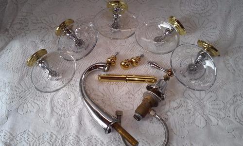 accesorios para sala de baño.