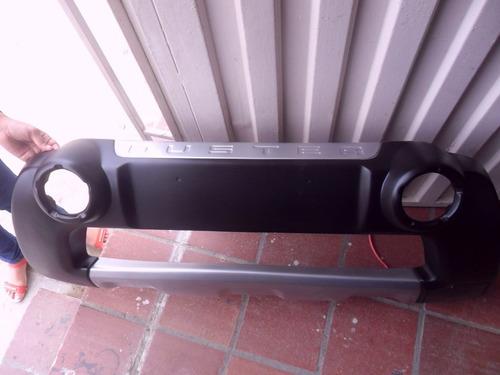 accesorios parachoque ampliaciones body kit renault duster