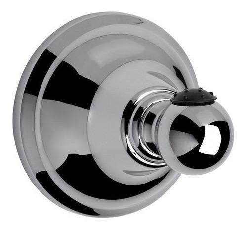 accesorios percha baño fv newport 0166/b2 cromo