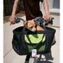 3-en-1 Pequeño Perro De Mascota Cachorro Bicicletas Basket,