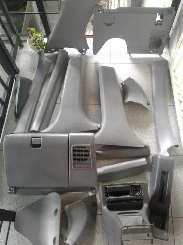 accesorios plasticos toyota starlet 97 al 99