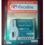 Protector De Voltaje Exceline (gsm-r120b) 120v Para Aires