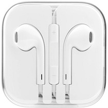 Audifonos Iphone Ipad Ipod Shuffle Earpods Manos Libres Nuev