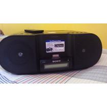 Reproductor Sony Para Iphone & Ipod/auxiliar/compacdisc/radi