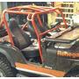 Jaula Rollbar Jeep Cj 5 7 Wrangler Fj