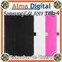 Estuche Cuero Samsung Galaxy Tab 4 7 T230 Forro Protector