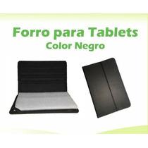 Forro Para Tablets De 7 Color Negro